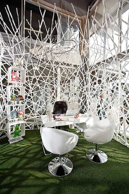 Fun office design