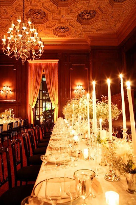 Tablescape#Romantic Elegance Collections