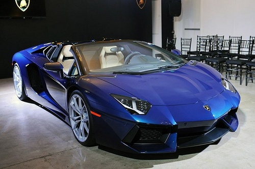 The Top Luxury and Sports Cars for 2013