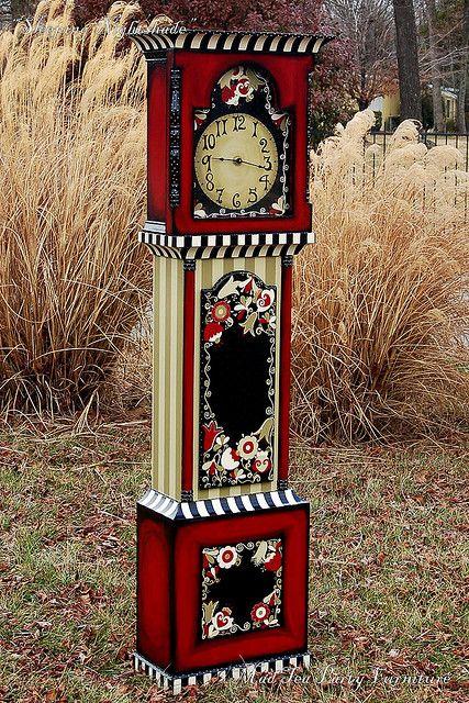 what a clock!
