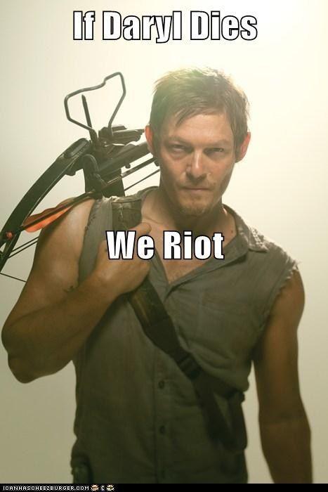 we riot!