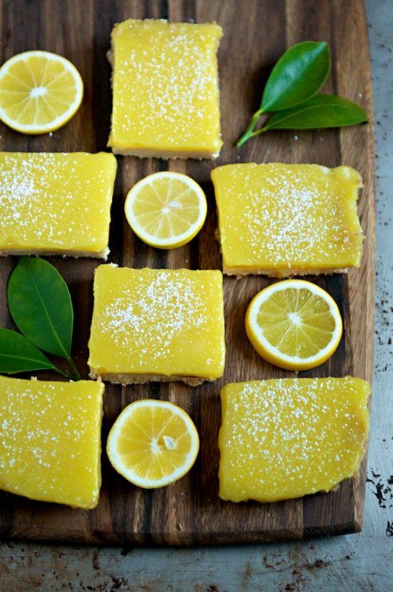 meyer lemon bar