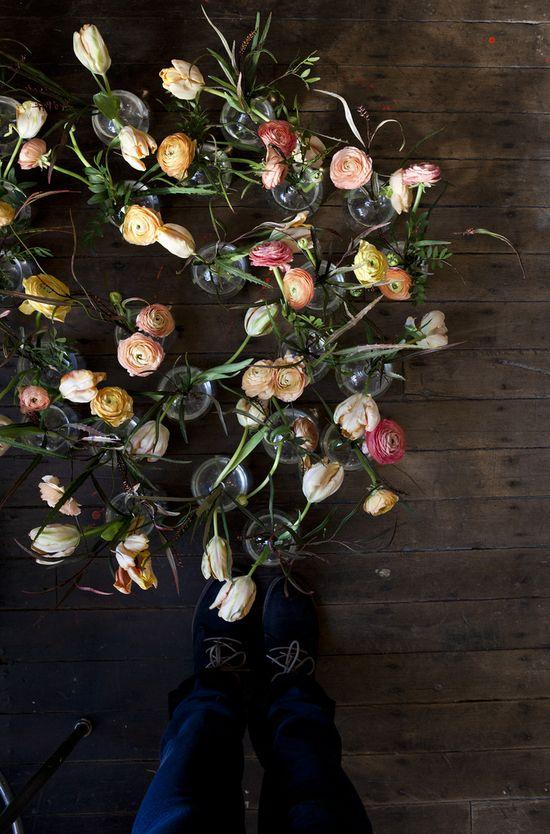 Delightful florals... / #floral
