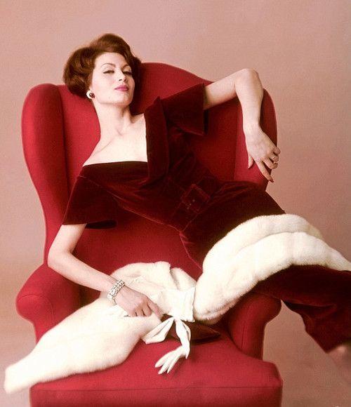 Vogue, 1959.