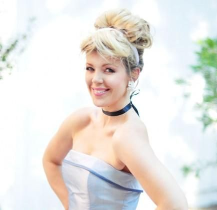 Hair styles for a costume party - from Cinderella to superheroes.