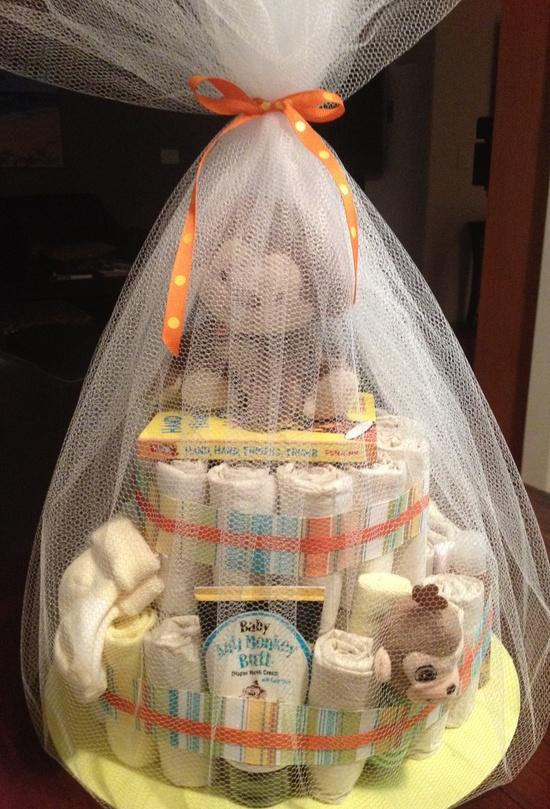 Baby Shower Idea.