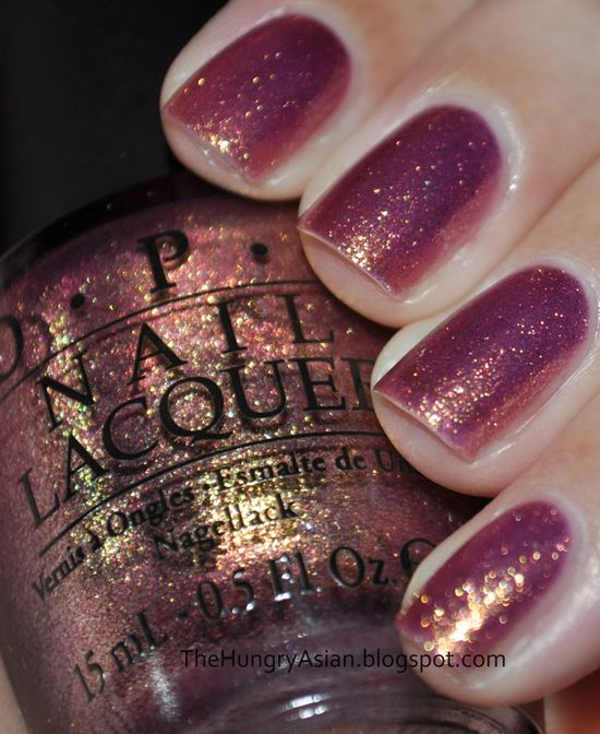 OPI Rally Pretty Pink...love!!