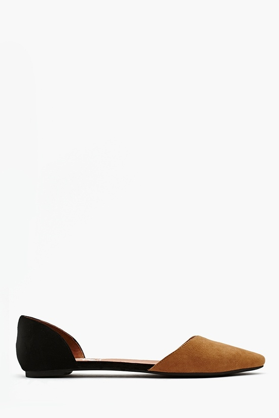 In Love Flat from Nasty Gal.