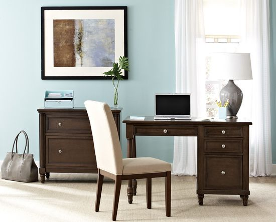 Need an office update? Enter for your chance to win the Martha Stewart Home Office Andersen furniture collection!