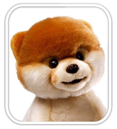 boo stuffed animal