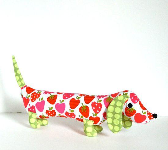 Childrens Softie Stuffed Animal Plush Toy by FriendsOfSocktopus