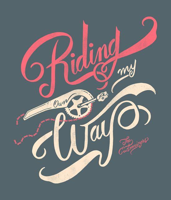 by Sindy Salas type graphic design