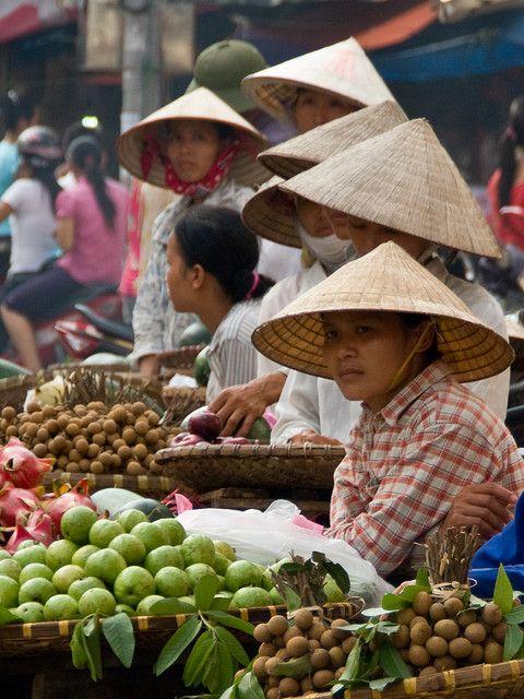Hanoi Old Quarter (Vietnam).