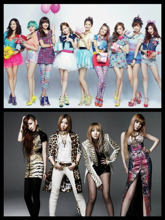 Girls' Generation and 2NE1 to headline 'Asia Style Collection' in Singapore ~ Latest K-pop News - K-pop News