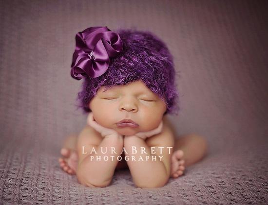 newborn love