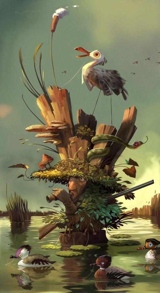 Jim Madsen Illustration
