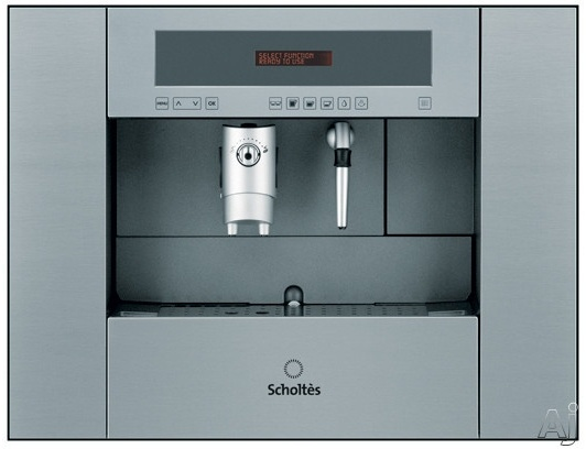 Built-in Coffee Machine with Grinding System