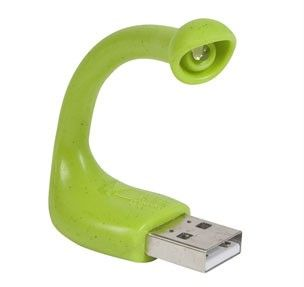 Mr. Brightside #USB lights up your keyboard when lighting is limited, and he's lime green! #LimeGreen #TheModernConnection