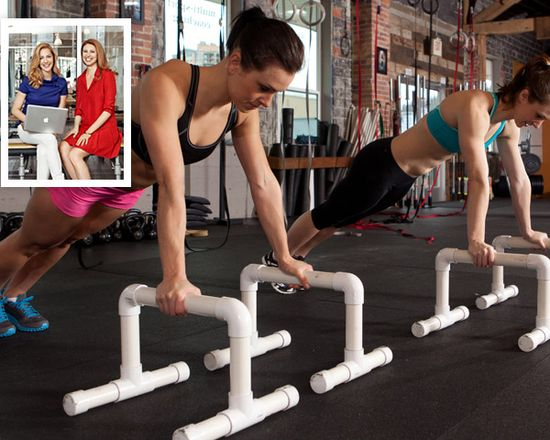 Your guy's workout holds the key to the bikini body you want!