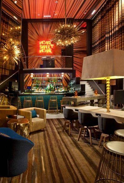 W san diego hotel interior design contemporary mr