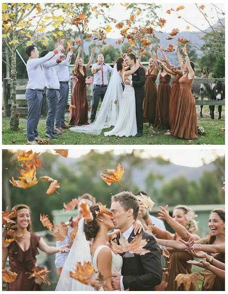 Autumn wedding - I want it.