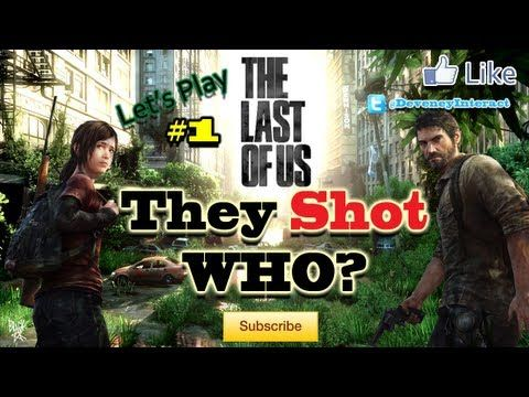 """""""The Last of Us"""" Part - PS3 Exclusive - Gameplay - Let's Play - """"They SH..."""