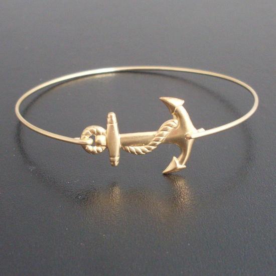 Anchor Bracelet. Hella cute