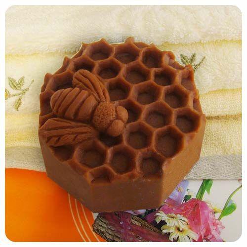 Honey Bee DIY Silicone Mold Handmade Soap Molds Soap mold