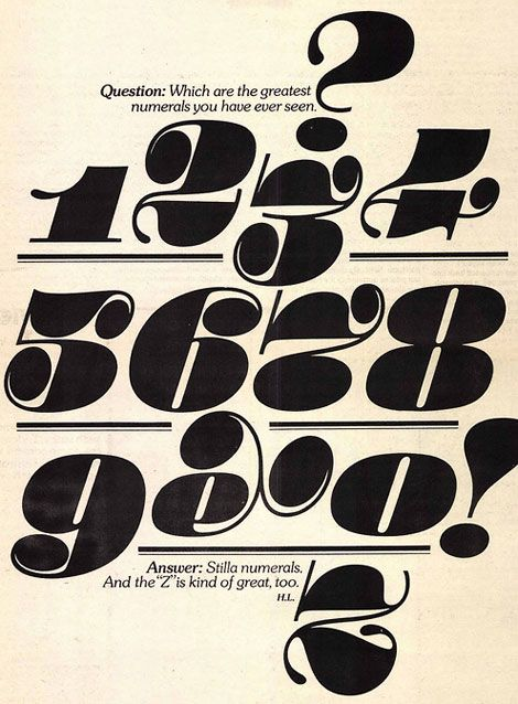 Design by Herb Lubalin
