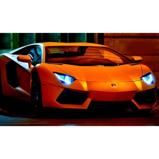 Undeniably Cool Lamborghini Aventador