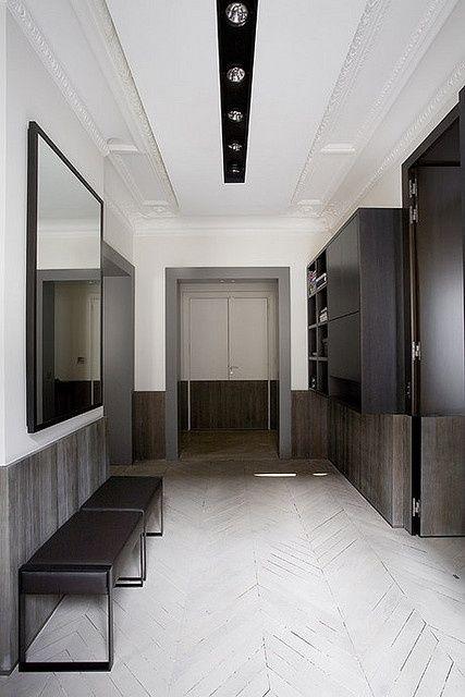 :: INTERIORS :: Olivier Lempereur - French Minimalist Inspiration #living room design #modern interior design #interior decorating #home decorating before and after