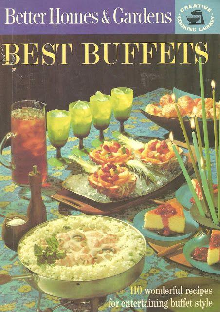 Better Homes and Gardens Best Buffets, 1963