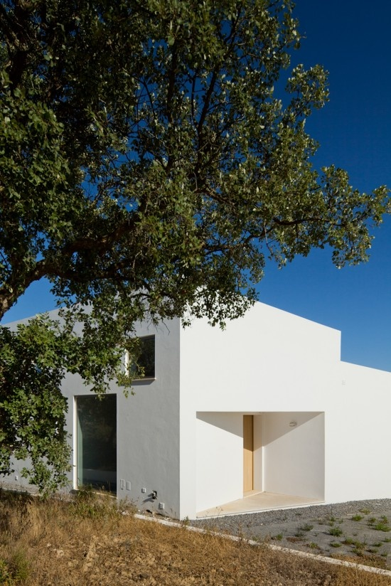 House in Odemira by Vitor Vilhena Architects - I Like Architecture