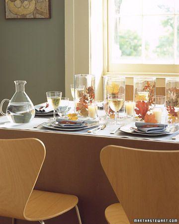 A Modern Table