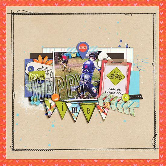Happy times - Scrapbook.com