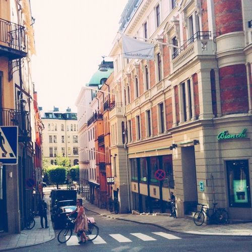 Another Stockholm city guide, this one from Chelsea at Frolic!