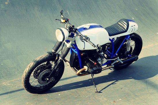 BMW Custom motorbike 5 BMW Custom by Kevil's Speed Shop