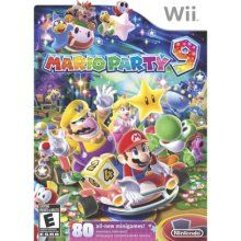 Mario Party 9 [Wii Game]