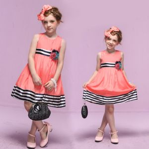 Girls Party Dresses 2263#