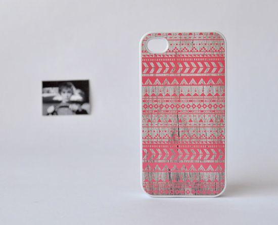 iPhone 4 Case - Wood Print $17.99