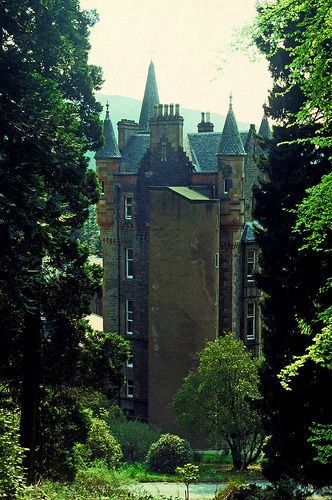 Benmore, Scotland.