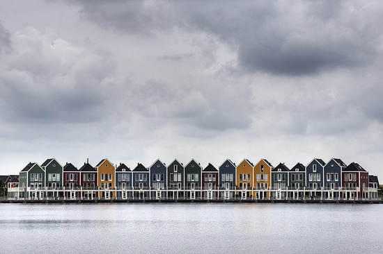 Houses in Netherlands