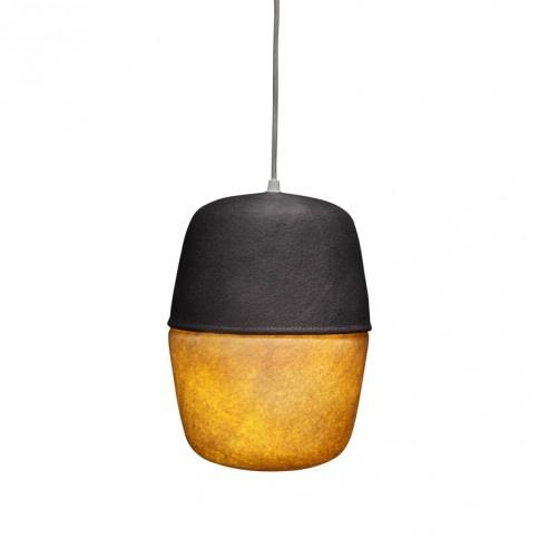 Evening Grey Capsule Pendant Light