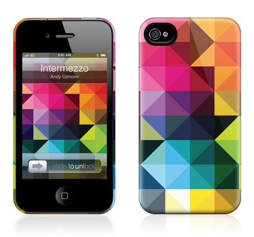 Intermezzo by Andy Gilmore for the iPhone 4S, 4 HardCase