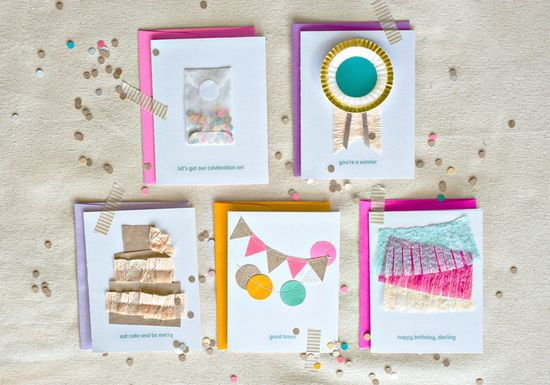 Pretty Handmade Cards