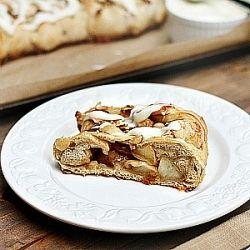 Apple Dessert Braid