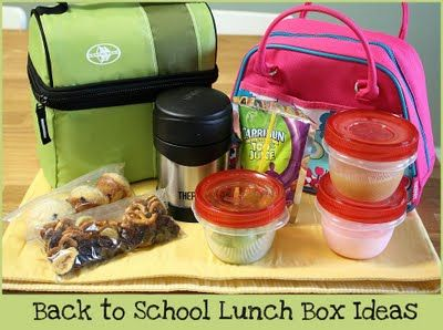 very good ideas for lunches