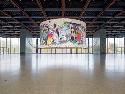 La Boheme: Art Installation