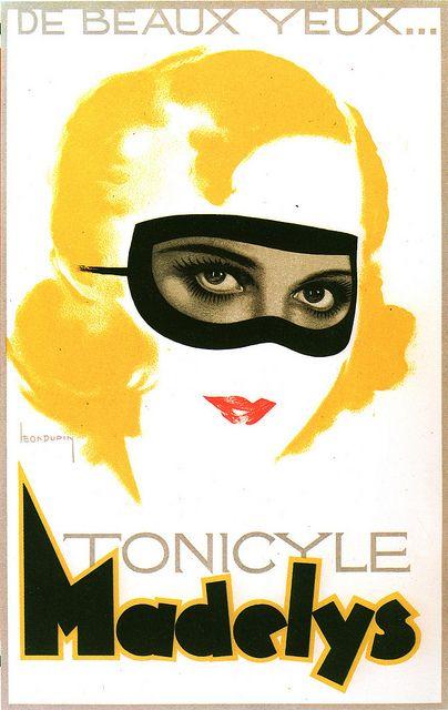"Leon Dupin, ""Tonicyle Madelys"", 1929"
