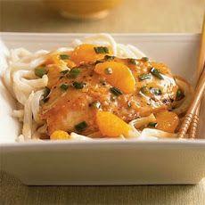 Orange Mandarin Chicken Recipe Cooking Light